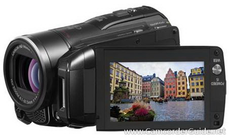 Canon VIXIA (LEGRIA) HF M32 HD Camcorder Manual