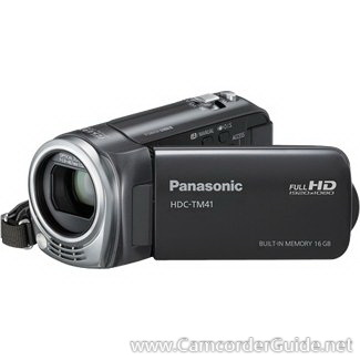 download panasonic hdc tm41 pdf manual user guide rh camcorderguide net Old Panasonic Camcorder Panasonic DVD Camcorder Manual