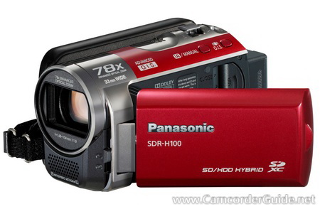 download panasonic sdr h100 sdr h101 pdf manual user guide rh camcorderguide net Old Panasonic Camcorder Old Panasonic Camcorder