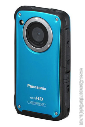 Panasonic TA20 Mobile Camera (Camcorder)